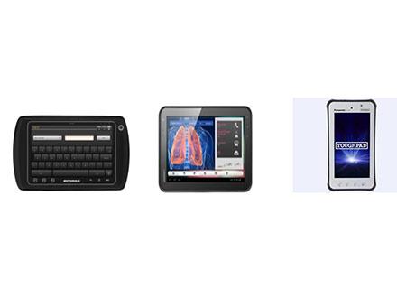 Endüstriel Tablet PC